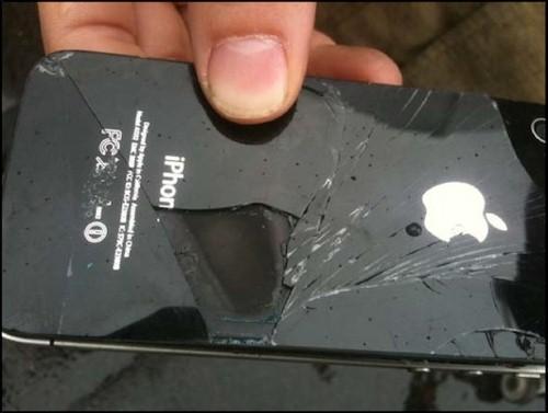 Как сделать так чтобы яблоко на айфоне горело яблоко